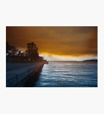 Alki Beach Photographic Print