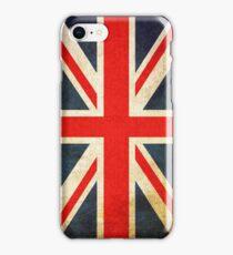 Grunge Effect Union Jack iPhone Case/Skin