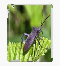 wheel bug iPad Case/Skin