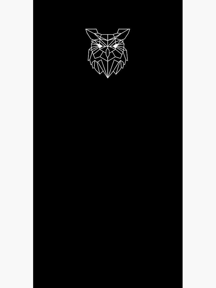 Polygonal Owl by Rabol