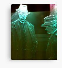 Hologram Canvas Print