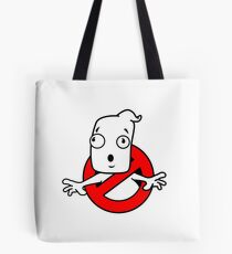 Kerbal Ghostbusters Tote Bag