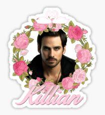 Killian Jones Sticker