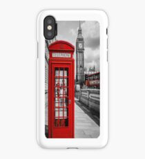 London Calling iPhone iPod Case iPhone Case/Skin