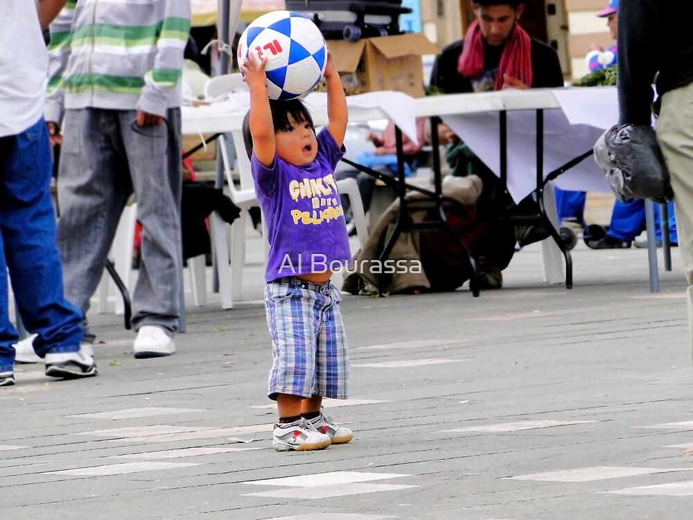 Cuenca Kids 256 by Al Bourassa