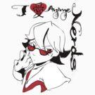 I <3 Anime Nerds by ZowieBlaze