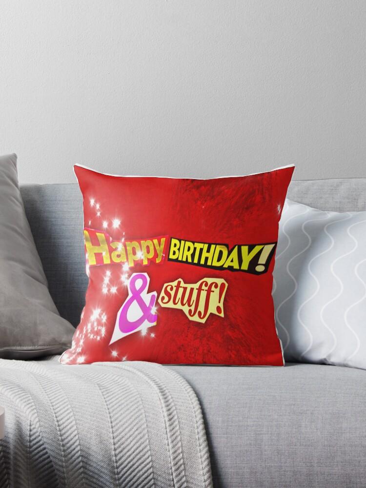 Happy birthday! by Nick J  Shingleton