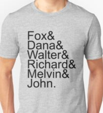 Dana & Fox &... Unisex T-Shirt