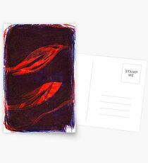 redbird redfish Postcards
