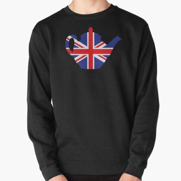 British teapot Pullover Sweatshirt