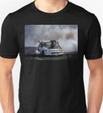 CUTSIK Burnout Unisex T-Shirt