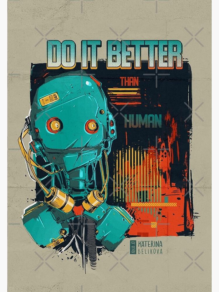 Better Than Human by NinjaJo