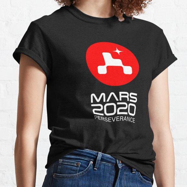 NASA 2020 Perseverance Mars Rover Mission Identifier Classic T-Shirt