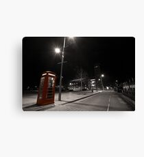 Britain's Streets - RSC Canvas Print
