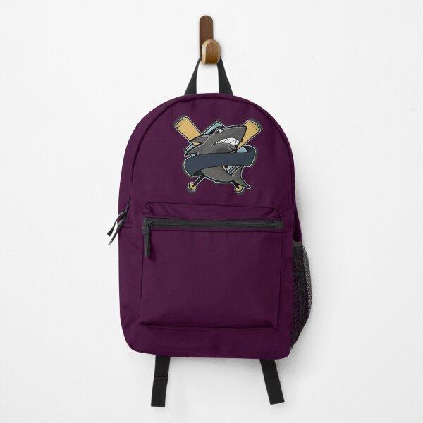 shark insignia Backpack