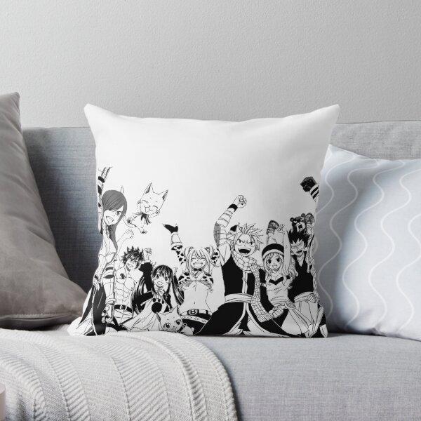 Fairy Tail - Fairy Tail Guild Throw Pillow