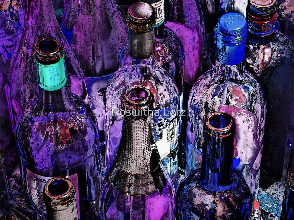 Bottles2 by RosiLorz