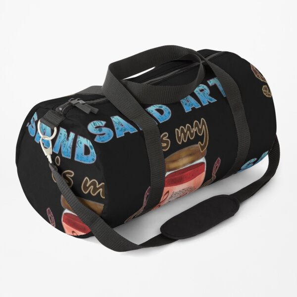 Sand Art Is My Jam Duffle Bag