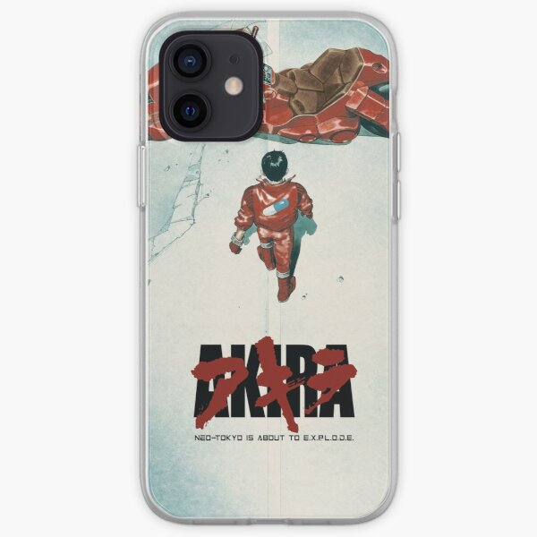 AKIRA Jap Movie Coque souple iPhone