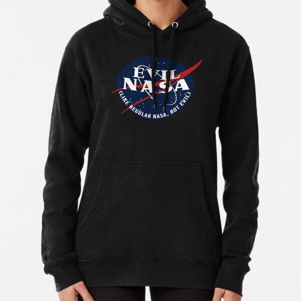 EVIL NASA (like regular nasa, but evil) Pullover Hoodie
