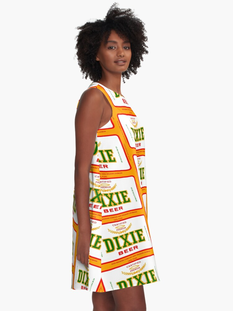 Alternate view of DIXIE BEER OF NEW ORLEANS A-Line Dress