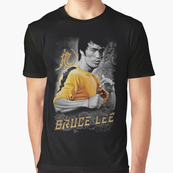 Bruce Lee T-shirt graphique
