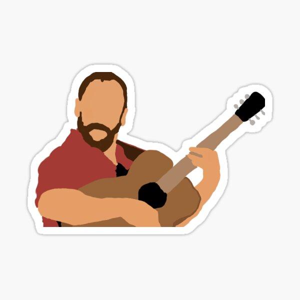 Dave Matthews  Sticker