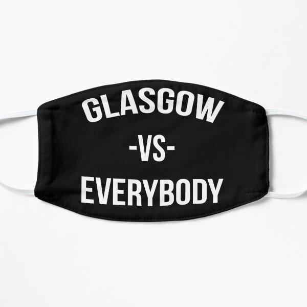 Glasgow Vs Everybody Flat Mask