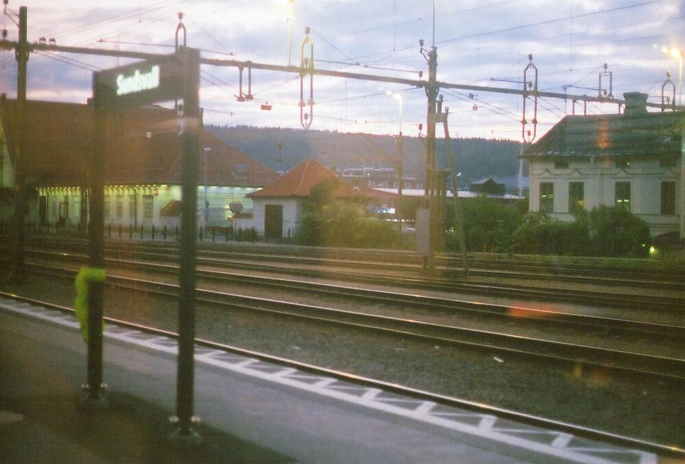 Sweden / Station by fosterprior
