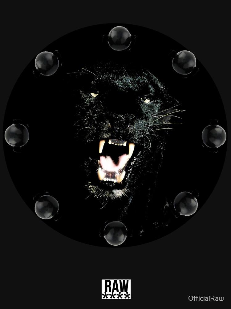 RAW**** x BLACK JAGUAR by OfficialRaw