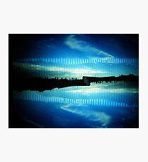 DNA Photographic Print