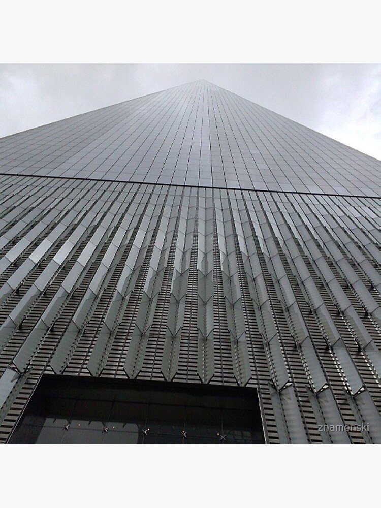 One World Trade Center Infinity, Building, Skyscraper, World Trade Center Tower,Buildi by znamenski