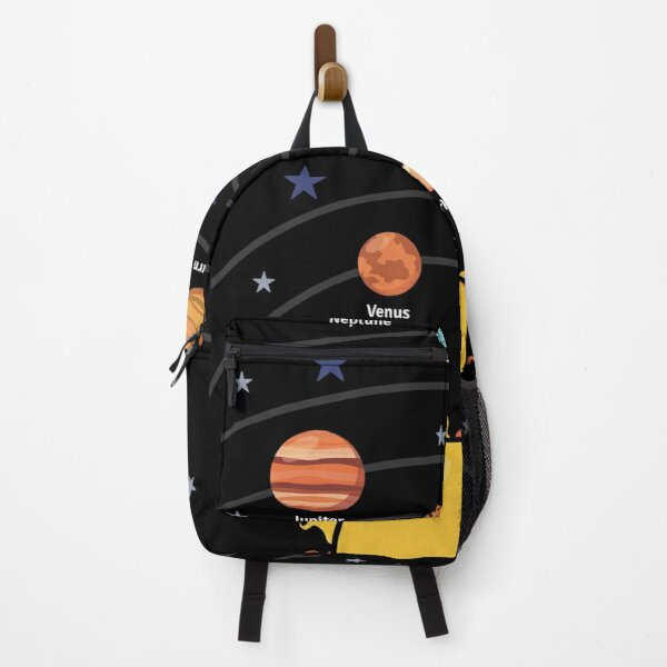 Solar System with the Planets  Backpack