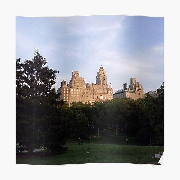 #centropark #Manhattan #NewYork (at Central Park, New York) Poster