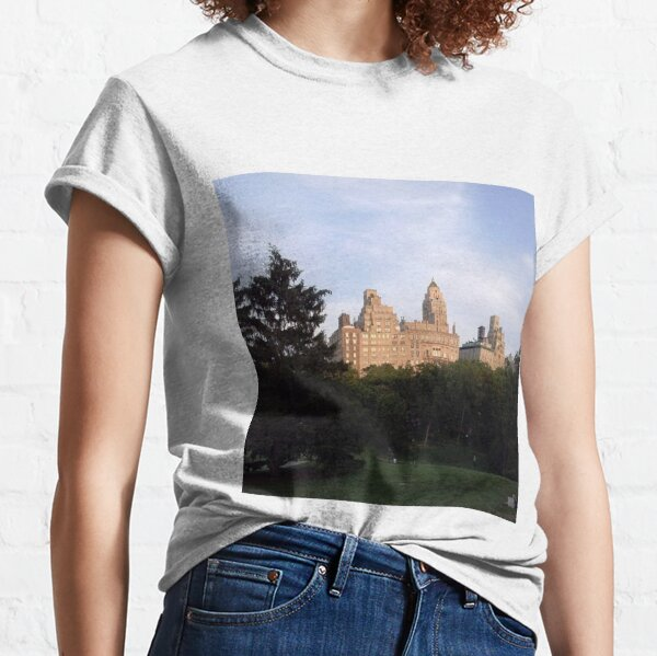 #centropark #Manhattan #NewYork (at Central Park, New York) Classic T-Shirt