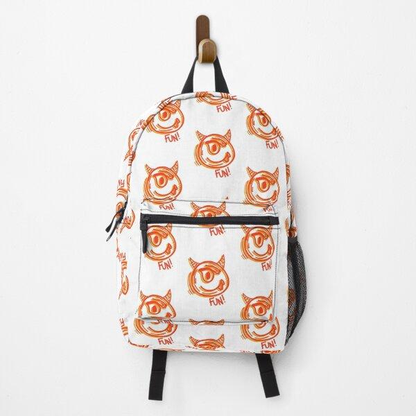 Fun Monster Backpack