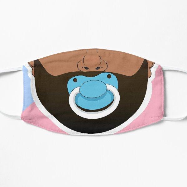 ABDL Pride Flat Mask