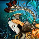Lyre Lyre by Mealie Art