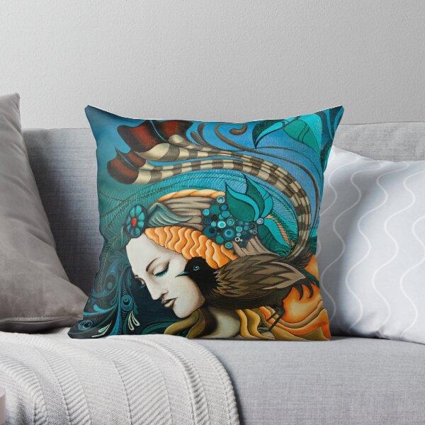 Lyre Lyre Throw Pillow