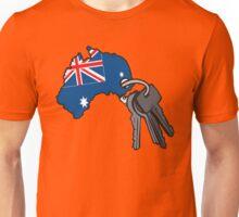 Keys to Australia  Unisex T-Shirt