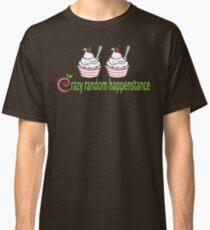 Dr. Horrible Crazy Random Happenstance Classic T-Shirt