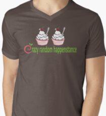 Dr. Horrible Crazy Random Happenstance Men's V-Neck T-Shirt