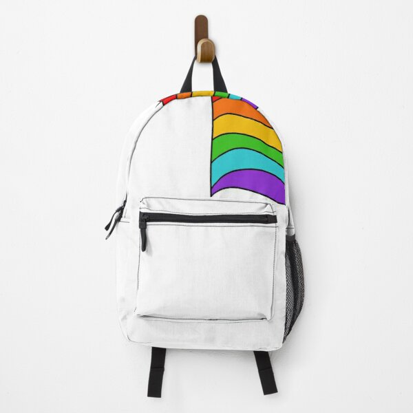 Pride Flag Backpack
