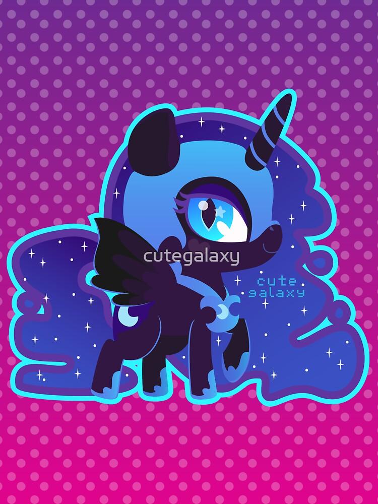 Nightmare Moon by cutegalaxy