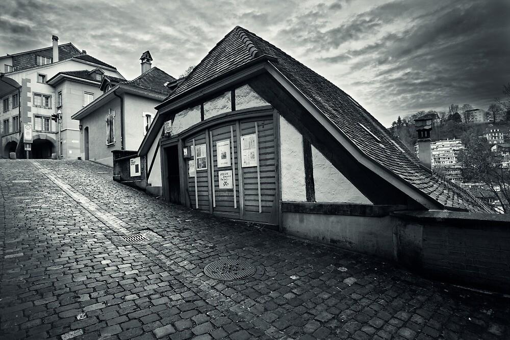 Bern, Switzerland by Michal Tokarczuk