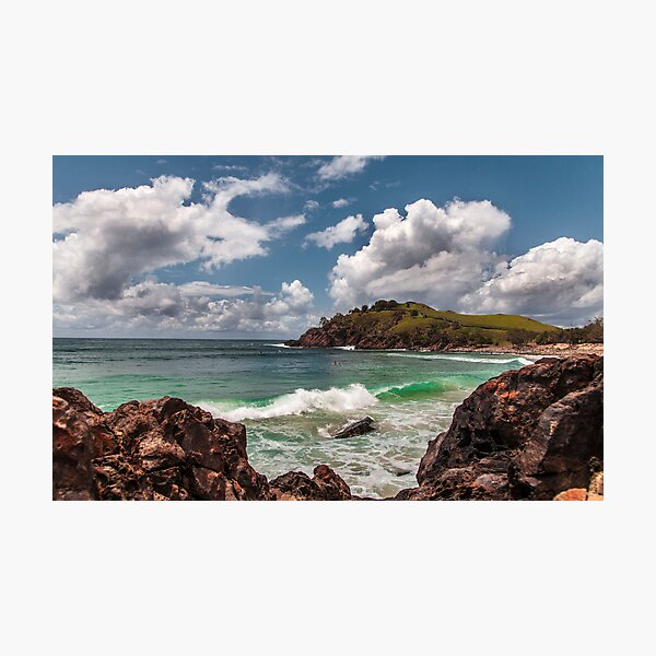 Cabarita Headland Photographic Print