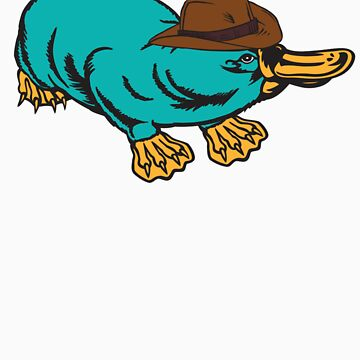 Real Life Perry the Platypus by Brantoe