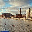 Helsinki - Ruoholahti by Michal Tokarczuk