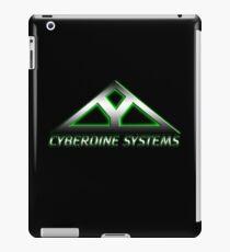 Cyberdine Systems - Green iPad Case/Skin