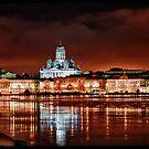 Helsinki - Tuomiokirkko by Michal Tokarczuk
